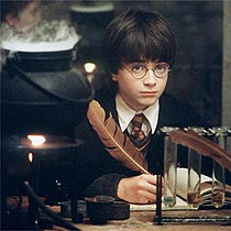 image for Harry Potter goes 'gay'?